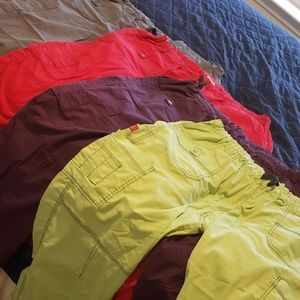 Dickies gen flex scrub pants bundle